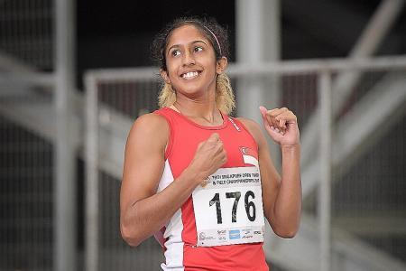 Shanti aims to retain SEA Games 200m gold