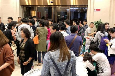 Passengers stranded in China after Tigerair delay