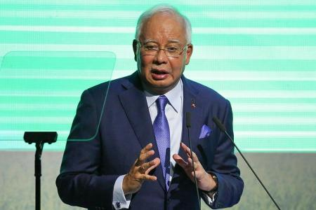 Najib: Growth inequality will lead to violent extremism