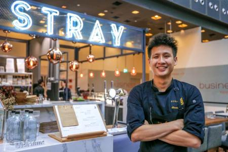 Young Entrepreneurs: Driven to mix taste with tradition