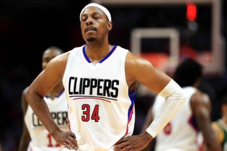 Pierce bids farewell to NBA with no regrets