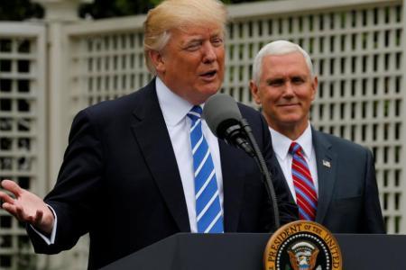 PM Lee accepts Trump's invite to visit Washington