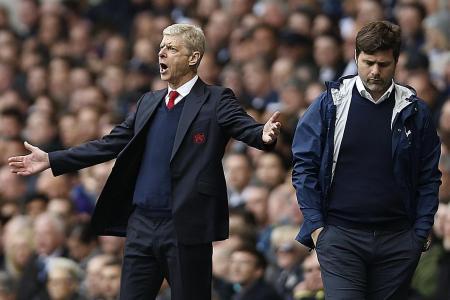 If Wenger stays, Tottenham win