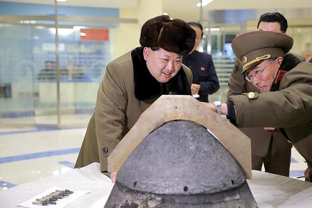 Kim Jong Un is a pretty smart cookie, says Trump