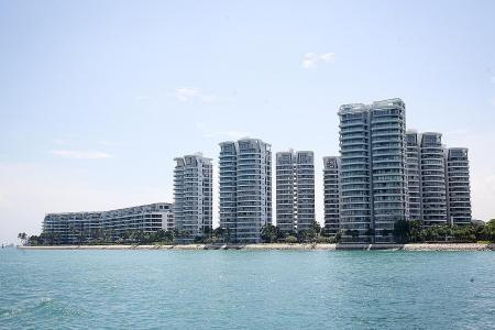 16 Sentosa Cove homes sold at a loss in past 12 months