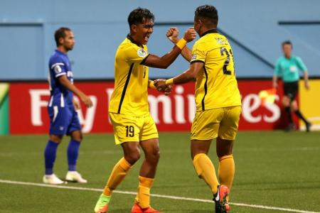 Tampines on a win and a prayer in do-or-die AFC Cup game