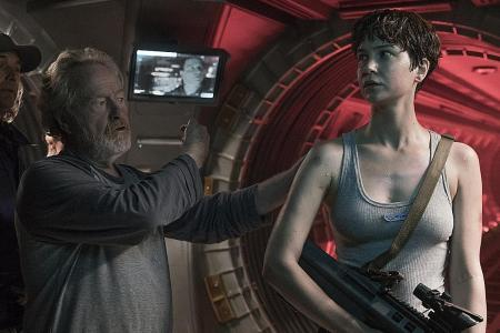 Built for Eden, bound for hell with Alien: Covenant