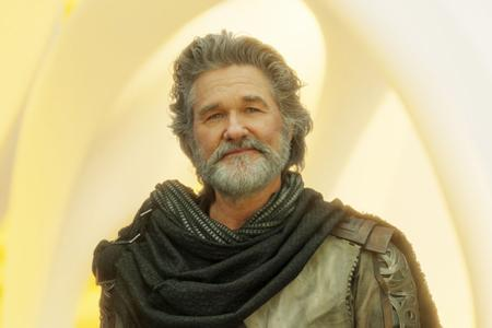 Kurt Russell: 'Fun to be part of Guardians of the Galaxy world'