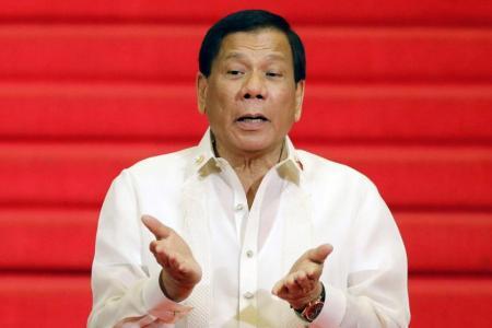 Duterte plays coy over White House visit