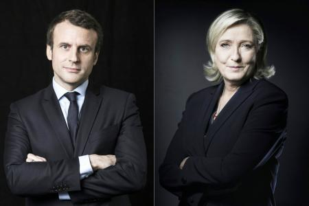 Don't crow over Macron win