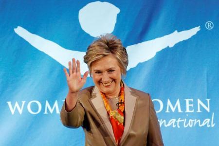 Clinton: FBI director's letter, Russian hackers cost me presidency