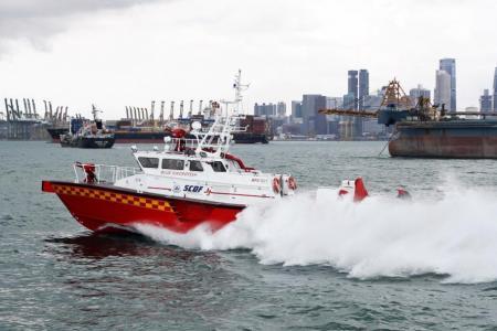 Rapid Response Fire Vessel
