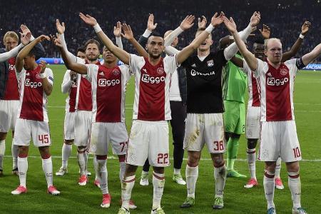 Ajax goalkeeper Onana: We can beat anyone