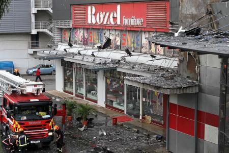 54-year-old woman dies in Jurong East building blaze
