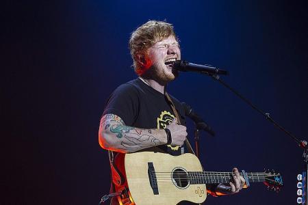 Ed Sheeran to return to Singapore