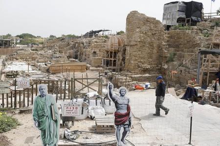 Ancient Roman temple in Israel gets $38 million restoration