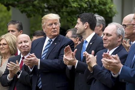 Obamacare repeal Bill far from a sure thing