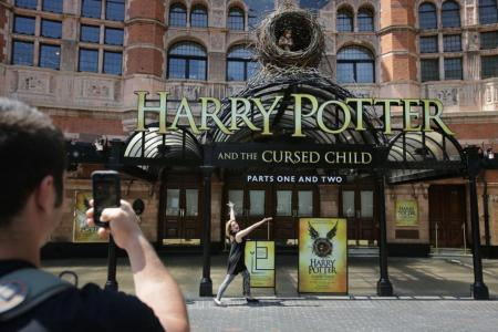 Harry Potter And The Cursed Child goes to Broadway