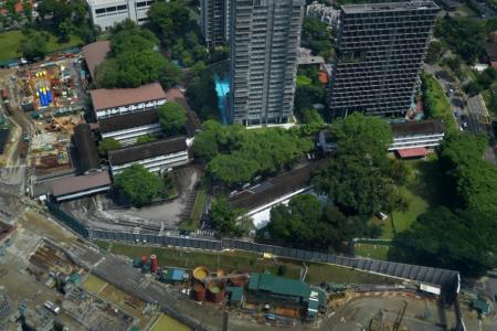 Swanky sites near Orchard set aside for residential use