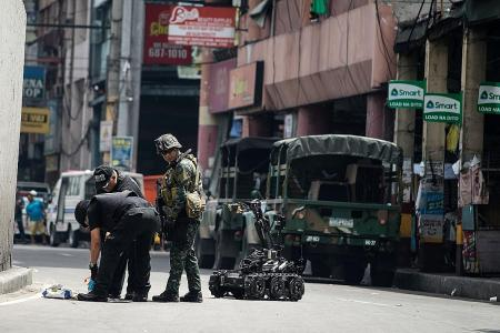 Shi'ite cleric was the target in Manila
