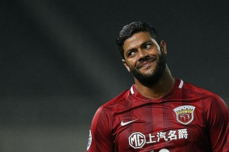 SIPG deny claims that Hulk punched rival coach