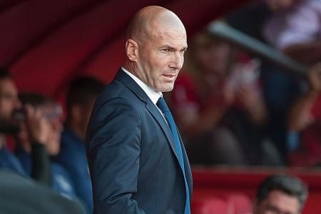 Zidane insists Real won't get complacent
