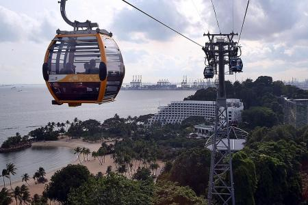 Keeping Sentosa fresh with new offerings