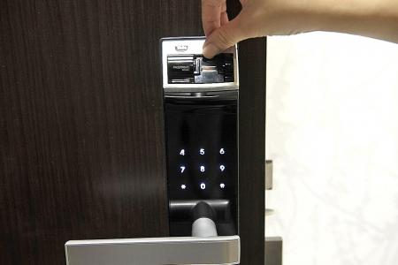 Digital locks catching on in Singapore