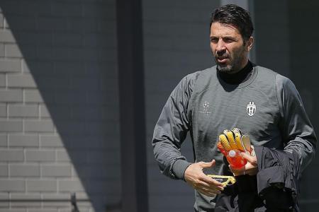 Buffon: Winning CL equal to winning World Cup
