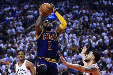 Cavaliers sweep into Conference Finals