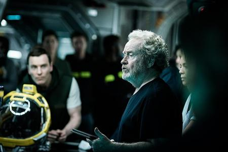 Ridley Scott's Alien DNA lives on