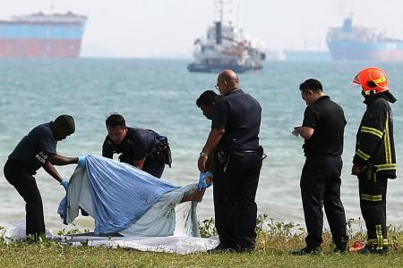 Boy, 12, drowns off East Coast Park