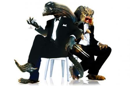 Alien Vs Predator Vs TNP
