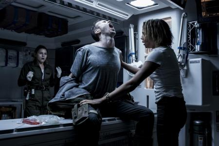 Alien: Covenant - dark, brutal and brilliant