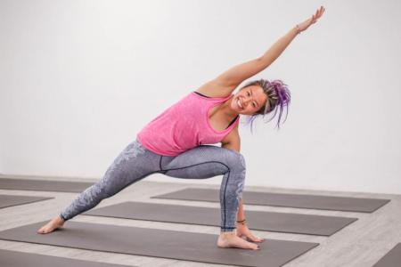 Young Entrepreneurs: Turning yoga into her career