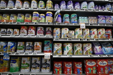Private hospitals paid to keep milk on rotation