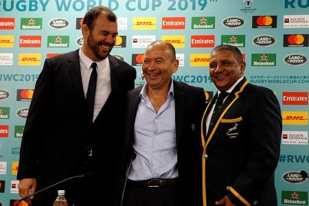 England get 'Pool of Death' for 2019 Rugby World Cup