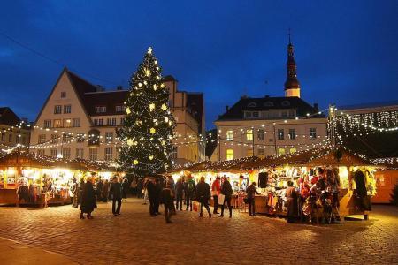 Tallinn is hip with history