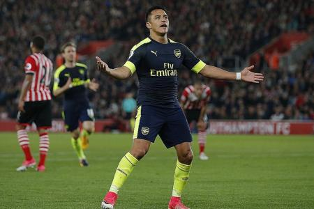 Wenger: No question about Gunners' character