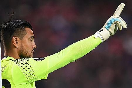 Mourinho: Romero will start Europa League final