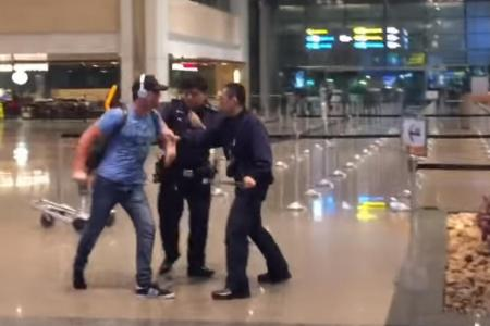 Australian suspect in viral Changi Airport videos faces 11 charges