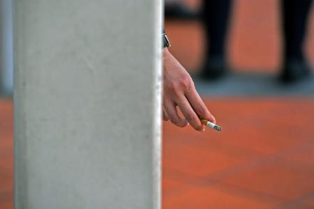Social smoking as harmful as lighting up daily