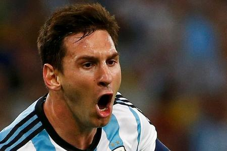 Win a chance to watch Argentina train on June 12