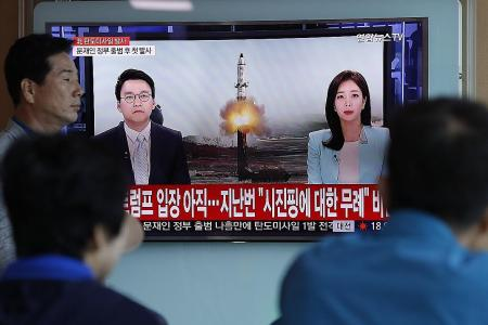 White House: 'North Korea has been a flagrant menace'