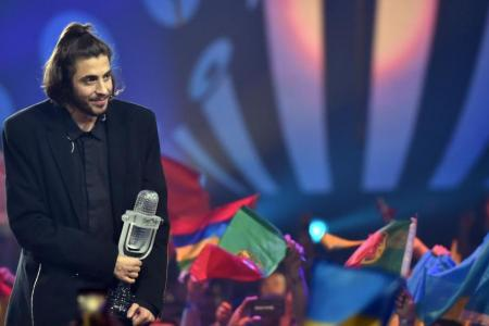 Man with serious heart condition wins Eurovision