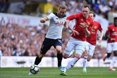Tottenham put big boys to shame