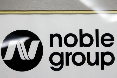 Noble Group shares plunge once more