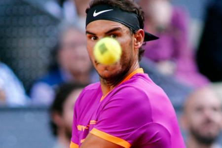 Nadal downs Thiem to take Madrid Masters