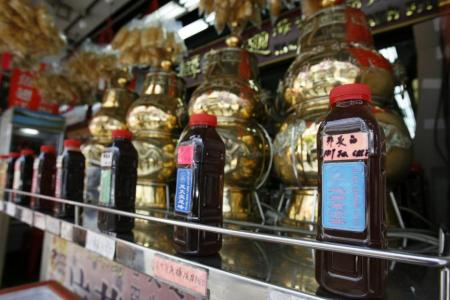 TCM shops could soon require licences to sell food
