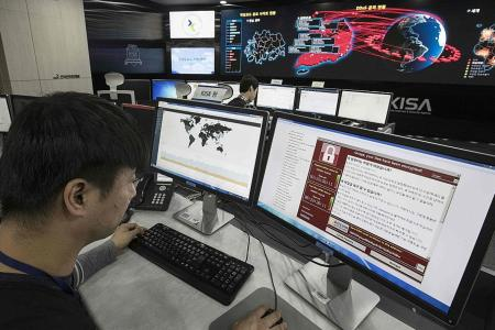 World at risk of serious 'digital sabotage', warns spy chief